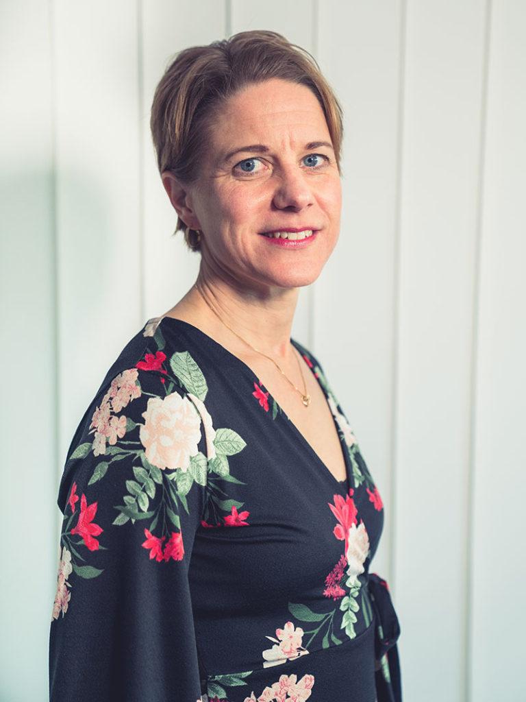 Lotta Holmberg - Redovisningskonsult